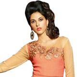 Exclusive Ecstasy Viscose Georgette Kurti