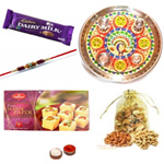 Charming Rakhi Special Gift Hamper<br>