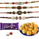 Pious All In One Raksha Bandhan Gift Set