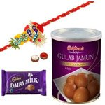 Scintillating Memorable Rakhi Moments Hamper