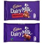 Appetizing Cadbury Dairy Milk Combo