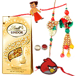 Bewitching Rakhi Collection
