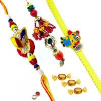 Pretty Rakhi Collection