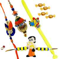 Trendy Rakhi Collection