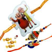 Triple Rakhi Sensation