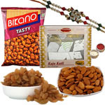 Appealing Only For My Brother Rakhi Gift Hamper
