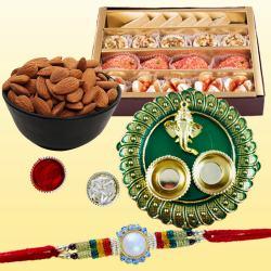 Spectacular Gift Pack for Rakhi Celebration