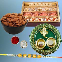 Complete Raksha Bandhan Celebration Gift Combo