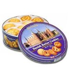 Luscious Danish Butter Cookies gift delight