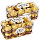 Tempting Combination of Ferrero Rocher Chocolates