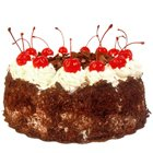Deliver Black Forest Cake from Taj or 5 Star Bakery