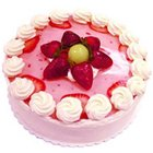 Buy Delicious Strawberry Cake