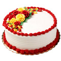 Creamy Coziness 1 Lb Vanilla Cake