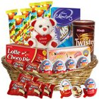 Sumptuous Arrangement of Kids Chocolates