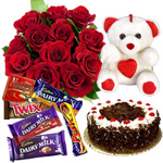 Chocolate to India by India Florist
