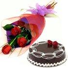 Joyous Blossom and Dessert Twain