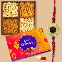 Cadburys Chocolate with Dry Fruits n Rakhi
