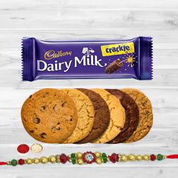 Cadburys Chocolates with Assorted Cookies