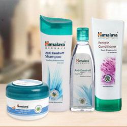 Himalaya Herbal 4-in-1 Hair Care pack