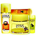 Rejuvenating Shower Time with Lotus