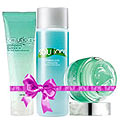 Look Gorgeous with Complete Balance Oil Free Hamper for Women from Avon