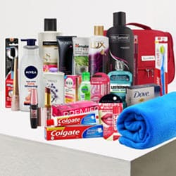 Exciting Ladies Grooming Products Hamper