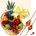 Luscious Fresh Fruit Gift Basket