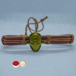 Exquisite Iron Man Rakhi
