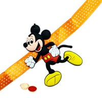 Lovely Mickey Mouse Rakhi