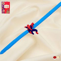 Striking Spider Man Rakhi for Kids