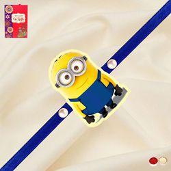 Wonderful Minion Rakhi for Kids