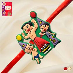 Wonderful Chota Bheem Rakhi for Kids