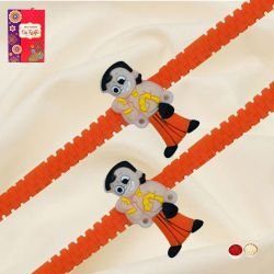 Exclusive Chota Bheem Kids Rakhi