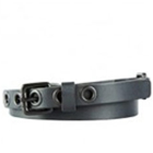 Order Ladies Leather Belt in Black from Titan Fastrack