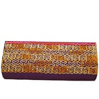 Shop for Purple Leather Clutch Bag for Ladies