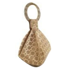 Charismatic Beige Coloured Ladies Handbag from Murcia