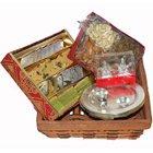 Sumptuous Assorted Sweet Gift Hamper Basket
