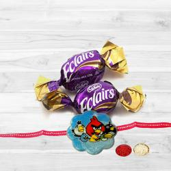 Kids Rakhi with ?lair Chocolates