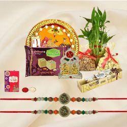 Charming Bhaiya Special Rakhi Gift Hamper
