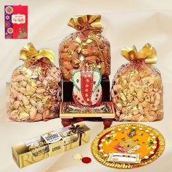 Fabulous Raksha Bandhan Essentials Gift Hamper