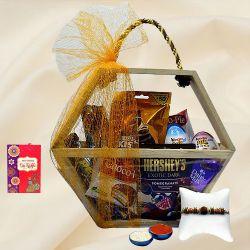 Amazing Rakshabandhan Special Gift Basket for Kids