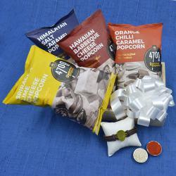 Amazing Rakhi Gift Hamper of Popcorn for Kids