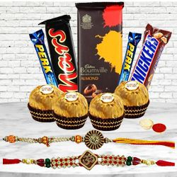Adore-with-Goodness Raksha Bandhan Assortment