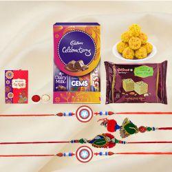 Marvelous Rakhi Delight
