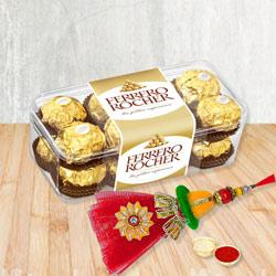 Premium Lumba with Ferrero Rocher