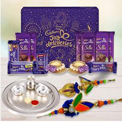 Assorted Cadbury Gift for Bhaiya Bhabhi