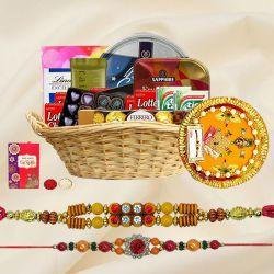 Raksha Bandhan Premium Gift Baskets