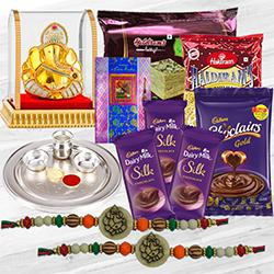 Exclusive Rakhi Gifts Hamper