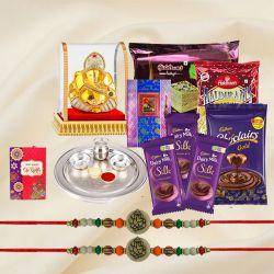 Exclusive Rakhi Gifts Hamper
