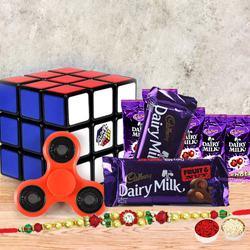 Playful Mind Games with Cadbury Chocolates n Rakhi